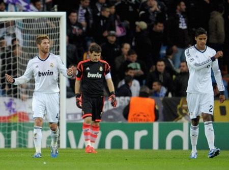 Hàng thủ Real Madrid sẽ vô cùng mong manh khi vắng cả Ramos lẫn Casillas