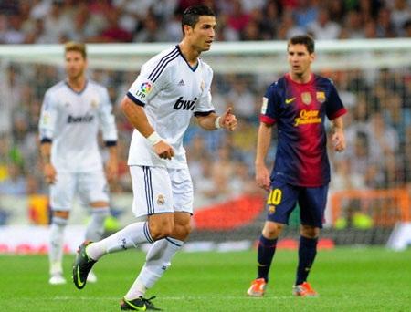 Cuộc so tài Ronaldo-Messi luôn thu hút sự chú ý của dư luận