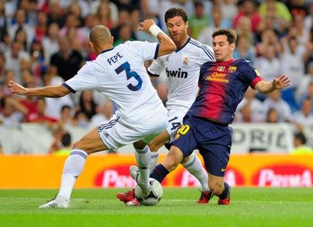 Mất Pepe, hàng thủ Real sẽ gặp nhiều khó khăn khi đối diện Lionel Messi