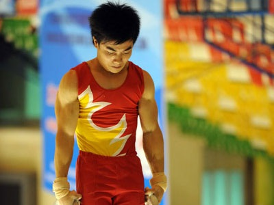 Bộ môn Thể dục dụng cụ bị loại khỏi SEA Games 27