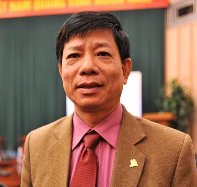 Ông Hoa Hữu Vân - Phó Vụ trưởng Vụ Gia đình, Bộ Văn hóa Thể thao và Du lịch. Ảnh: Công Khanh
