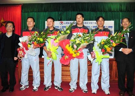VFF khẳng định sẽ thưởng xứng đáng nếu đội tuyển Việt Nam chơi tốt