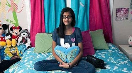 Kyah vẫn duy trì cuộc sống bình thường với một trái tim khác biệt