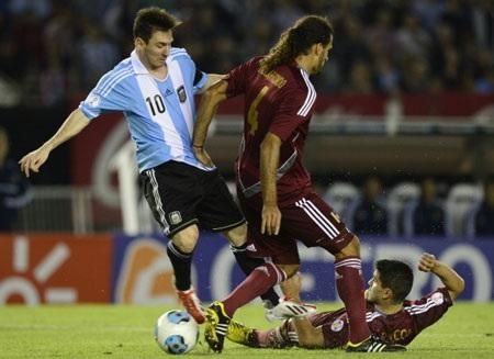 Lionel Messi vẫn là ngôi sao được chú ý nhiều nhất