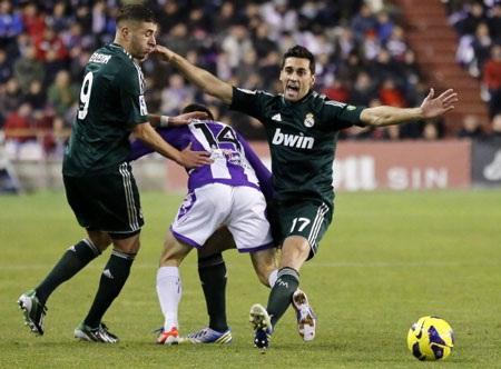 Real Madrid không còn động lực thi đấu trước Valladolid