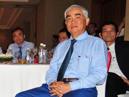 Phó Chủ tịch VFF Lê Hùng Dũng
