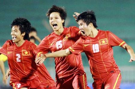 Nữ Việt Nam trước cơ hội giành vé dự World Cup 2015