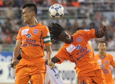 XMXT Sài Gòn giành 3 điểm quan trọng trước HA Gia Lai