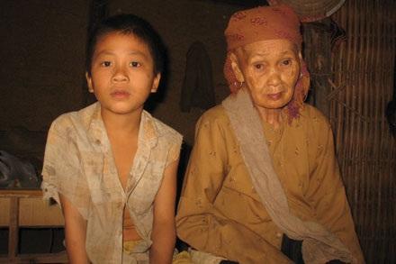 Đứa con của một người đàn bà điên tỉnh ở Thái Nguyên