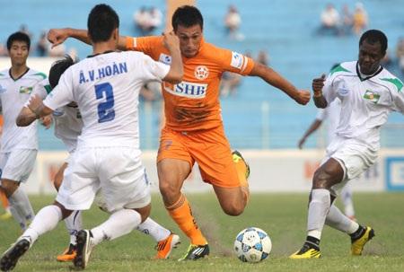Cả SL Nghệ An lẫn SHB Đà Nẵng đều quyết tâm chiến thắng