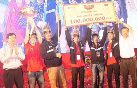 Đội tuyển Saigon Jokers đăng quang ngôi vô địch toàn Đông Nam Á bộ môn Liên Minh Huyền Thoại