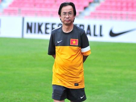 Phó chủ tịch VFF Nguyễn Lân Trung