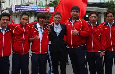 AIMAG 2013: Việt Nam đặt chỉ tiêu lọt vào tốp 15