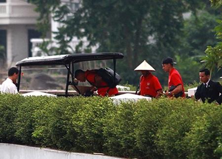 Arsenal sẽ có 3 ngày ở lại Việt Nam để giao lưu cùng khán giả - Ảnh: An An
