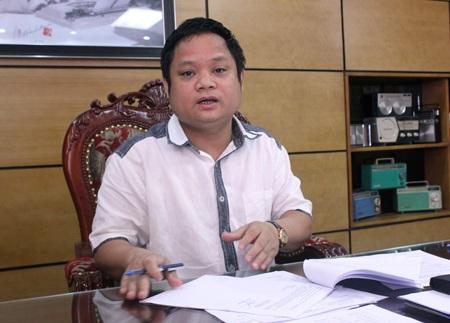 Phó Tổng giám đốc VOV Vũ Minh Tuấn