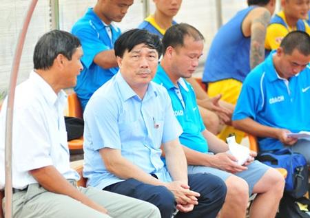 Bầu Đệ sẽ thưởng lớn nếu Thanh Hóa xếp thứ 3 chung cuộc tại V-League