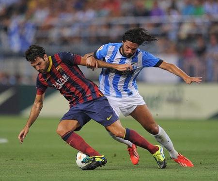 Cesc Fabregas khước từ cơ hội được gia nhập MU