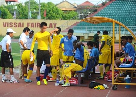 Kiên Giang đang cân nhắc việc bỏ V-League