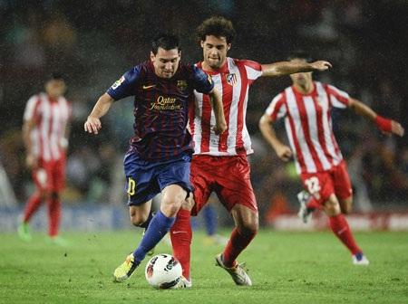 Messi là cầu thủ mà Atletico phải dè chừng