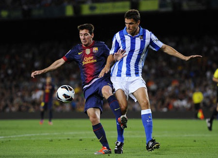 Messi vẫn là ngôi sao đáng chú ý nhất tại La Liga