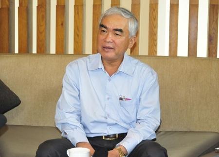 Phó chủ tịch VFF ông Lê Hùng Dũng