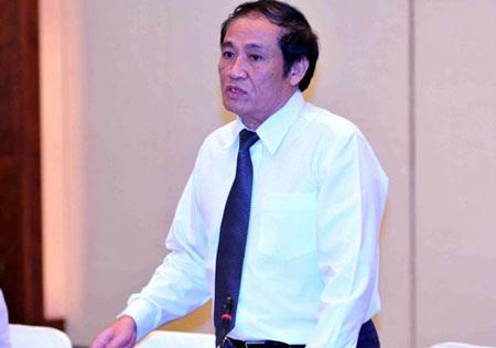 Chủ tịch VFF Nguyễn Trọng Hỷ