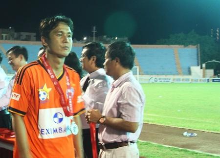 Tiền vệ kỳ cựu Nguyễn Minh Phương có đến 2 quả đá hỏng phạt đền trong trận chung kết