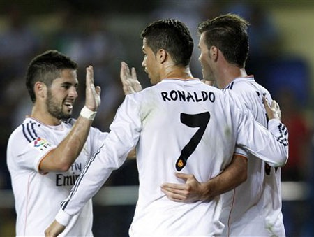 Real Madrid sẽ gặp tổn thất lớn khi thiếu vắng C. Ronaldo