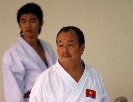 HLV đội tuyển Karate Việt Nam, Lê Công