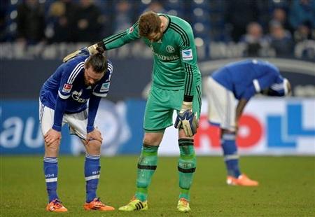 Schalke quyết giành chiến thắng ở Veltins Arena