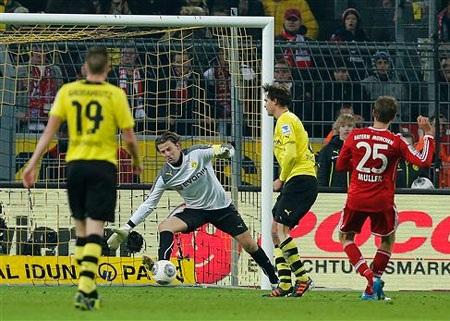 Dortmund và Bayern Munich đều là những đội bóng chất lượng ở châu Âu