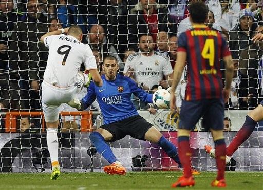 Real Madrid được đánh giá cao hơn Barcelona về phong độ