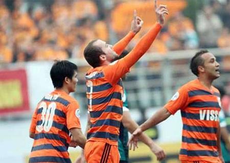 Ninh Bình đã thi đấu đầy thăng hoa ở sân chơi châu Á