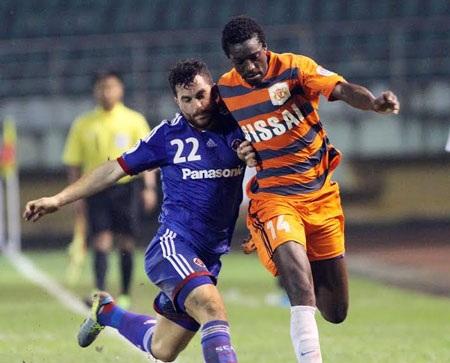 Ninh Bình đang cân nhắc tiếp tục đá AFC với lực lượng còn lại - Ảnh: Gia Hưng