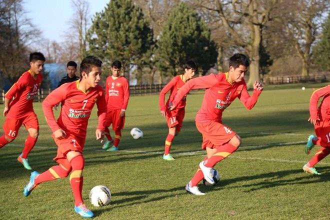 U19 Việt Nam đang nỗ lực khắc phục các điểm yếu