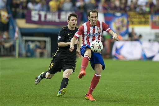Đại chiến Barca-Atletico sẽ là trận chung kết ở La Liga năm nay