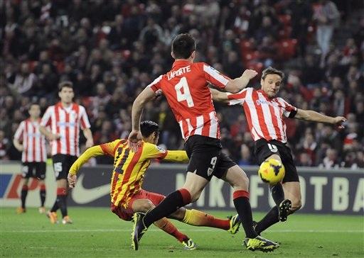 Trận đấu với Bilbao có ý nghĩa quyết định số phận với Barcelona