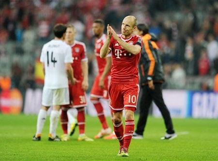 Bayern Munich đã nhận thất bại nặng nề nhất trong lịch sử