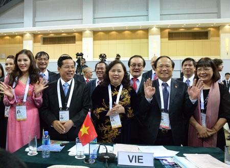 Việt Nam đã chính thức rút đăng cai ASIAD 18