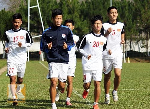 U19 Việt Nam chốt danh sách vào ngày 10/5 tới
