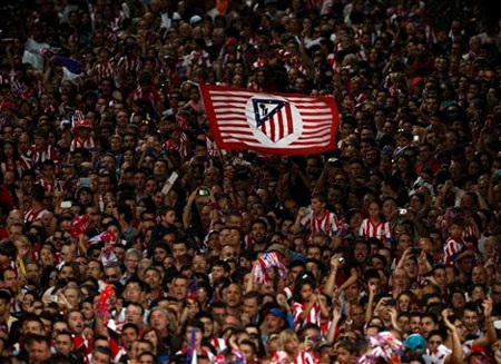Người Madrid đã có một đêm không ngủ
