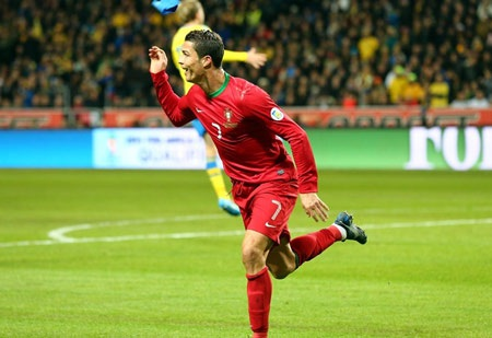 Người Bồ luôn đặt rất nhiều kỳ vọng vào C. Ronaldo