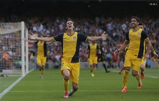 Atletico xứng đáng với chức vô địch La Liga năm nay