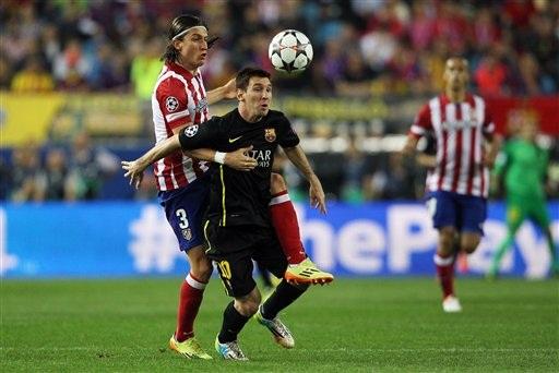 Barcelona sẽ dồn toàn bộ sức lực cho trận đại chiến với Atletico