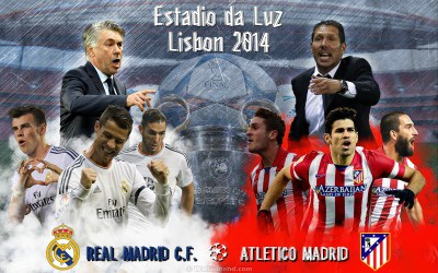 Trận chung kết trong mơ của bóng đá Tây Ban Nha tại Champions League