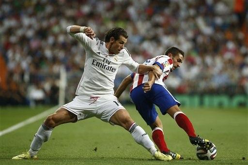 Bale sẽ là niềm hy vọng số 1 của Real Madrid trước Atletico