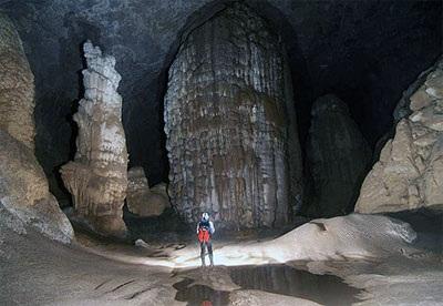 Chuyện vui bên lề việc đặt tên hang động mới khám phá - 1