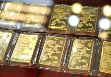 Giá vàng tăng tiếp 35.000 đồng/chỉ - 1