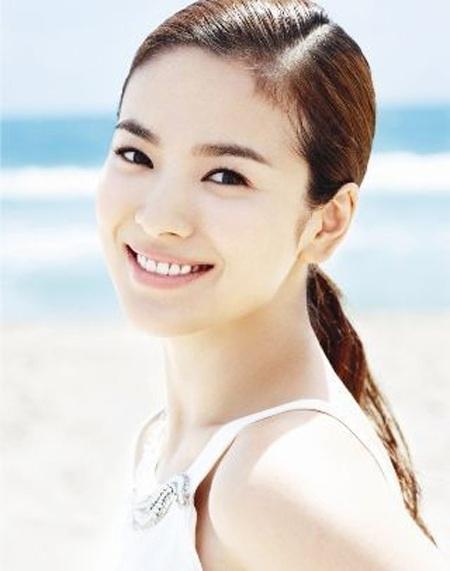 Song Hye Kyo cá tính với tóc ngắn - 8