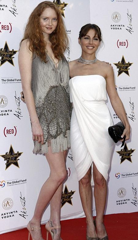 Siêu mẫu Lily Cole rời LHP Cannes về… đại học Cambridge - 1